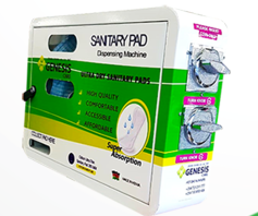 Genesis care pads dispenser image