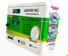 Genesis care pads dispenser image