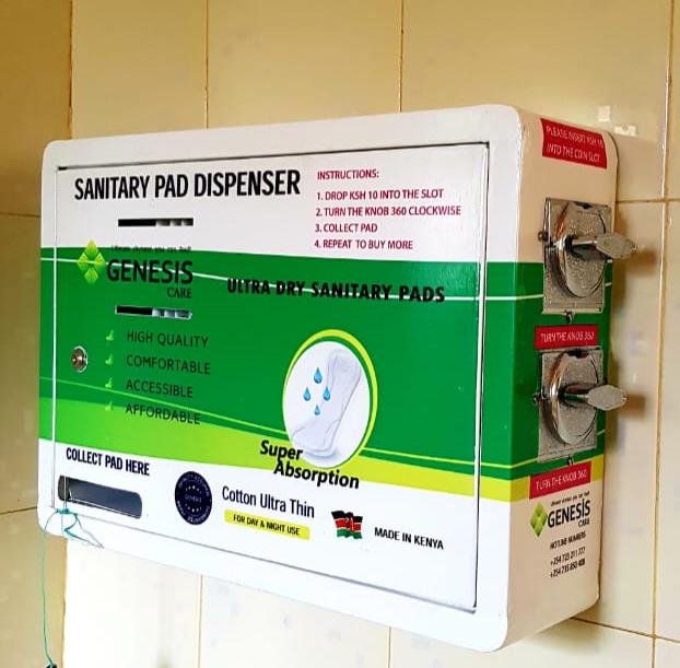 Genesis care dispenser